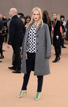 Best-Dressed Celebs at Burberry's London Fashion Week Show: Cutest Outfit Ideas Ever!