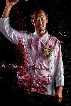sang hoon degeimbre exclu genw Anthony Florio, le photographe culinaire qui va vous faire saliver