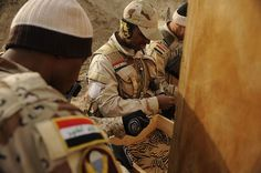 Some comparisons are worth noting between situation in Iraq's Anbar Province and Egypt's Sinai,