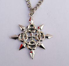 Kingdom Hearts Necklace - Axel
