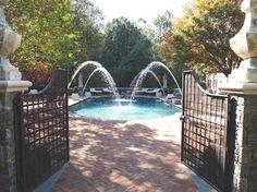 mediterranean - patio Santa Cruz Residence -- san francisco - Kathleen Shaeffer Design, Exterior Spaces