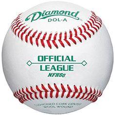 Amazon.com : Diamond 6-Gallon Ball Bucket with 30 DOL-A Baseballs, Black : Sports & Outdoors