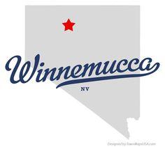 Winnemucca, Nevada - population of 7,396