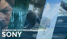 Los juegos de PS4 en la Gamescom 14