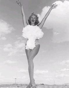 Miss #Atomic Bomb, from, well, LIFE magazine.