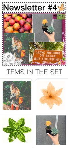 """""""❁ Newsletter #4 ❁"""" by soccertaya ❤ liked on Polyvore featuring art and Natalias_newsletters"""