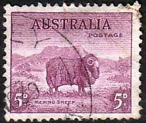 Australia 1938 SG 189 Marino Sheep Fine Used Other British Commonwealth Stamps for sale here