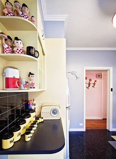 Collection Display Ideas from Real Homes | Apartment Therapy