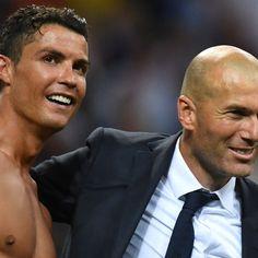 Zidane won't rush Ronaldo back