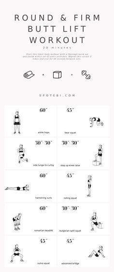 Workout plans, useful home fitness routine to motivate you. Look up this healthy… Workout plans, useful home fitness routine to motivate you. Look up this healthy workout pinned image number 9929406919 here. Home Exercise Program, Home Exercise Routines, At Home Workout Plan, Workout Programs, At Home Workouts, Workout Plans, Glute Workouts, Workout Routines, Glute And Hamstring Workout