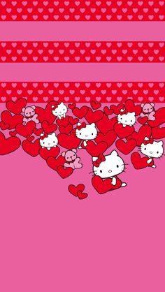 3546 Best Hello Kitty Wallpapers Images On Pinterest Wall Papers