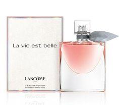 La Vie Est Belle Lancome - A friend of mine has this and I love it.  Must get it!!!
