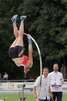Athletics, Pole Vault, Sport