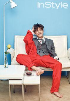 Eric Nam - InStyle Magazine May Issue '16