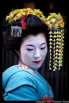 Epingles japonaises en soie (4)