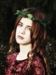 Ode To Rossetti by Carri Angel | Lunaesque Creative Photography