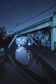 Kanda River: View from Shohei Bridge