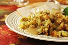 Slow Cooker Cornbread Stuffing Recipe