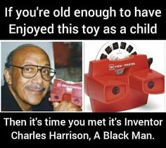 Black History Inventors, Black History Facts, Black History Month, African American Inventors, African American News, Scary Facts, The More You Know, African History, Black Is Beautiful