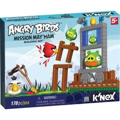 Angry Birds Mission Mayham Price: 	$16.97