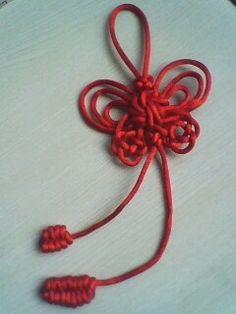 Chinese knot***butterfly knot