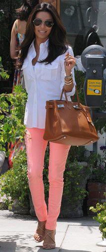 Summer in the Office# Eva Longoria