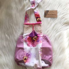 Baby Girl Boho Romper/ Boho Chic Romper/ Baby Clothes/ First Birthday/ Photo Props/ Size: mths, Pink Outfits, Boy Outfits, One Month Baby, Pose, Boho Romper, Knitted Romper, Baby Girl Romper, Boho Baby, Toys For Girls