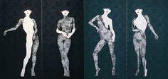 加山又造  《黒い薔薇の裸婦》 1976(昭和51)年 東京国立近代美術館蔵