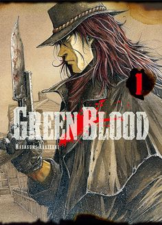 Green Blood - Masasumi Kakizaky