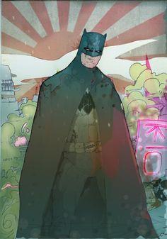 Batman - Christian Ward