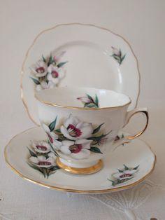 Colclough Tea Cup and Saucer