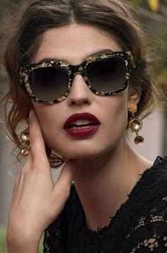 Dolce Gabbana Bianca Balti