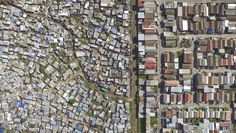 Geometría de la pobreza.   Matemolivares