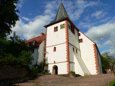 Höchst im Odenwald, Kloster