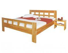 Masivní postel Viviana Dřevěná postel Viviana slovenské výroby z masivního bukového dřeva o síle 30 mm. Postel vyniká originálním designem, kvalitním zpracováním a jednoduchou montáží. Pevnost a stabilitu postele zajišťuje excentrické kování. Každou postel dodáváme … Beds, Toddler Bed, Furniture, Design, Home Decor, Child Bed, Decoration Home, Room Decor, Bedding