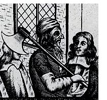 Rumors would later circulate about the identity of  who did it? the executioner. It was claimed that the normal public executioners refused to do the horrendous deed. One version said the masked executioner was actually Oliver Cromwell or Coronet George Joyce, the Parliamentary officer who brought King Charles I to London from his prison on the Isle of Wight.