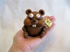 Polymer clay sculptures and sculpts- and other and creations - liked by Polymer Clay Sculptures, Sculpture Clay, Clay Monsters, Clay People, Clay Creations, Clay Crafts, Sculpting, Creatures, Handmade