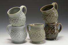 Celtic Knotwork Mugs