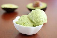 Avocado Ice Cream | Kirbie's Cravings | A San Diego food blog