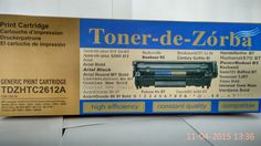 Toner-de-Zorba is a generic print cartridge which is a constant quality, economical and environmental friendly too. Impressionism