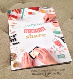 Stampin' Up! 2014-2015 Annual Catalog