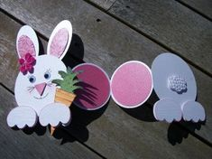 5 + 1 πασχαλινές κάρτες με τα πατρόν τους! - Kinderella