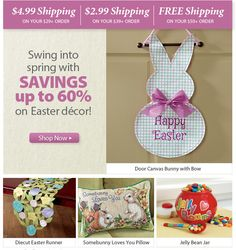 $4.99 shipping with $29+ order, $2.99 shipping with $39+ order, or FREE shipping with $50+ order! Lillian Vernon