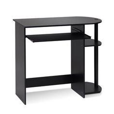Symple Stuff Jewelry Cabinet with Mirror   Wayfair.co.uk Small Home Office Furniture, Home Office Table, Office Furniture Stores, Furniture For Small Spaces, Home Office Desks, Furniture Deals, Office Decor, Desk With Keyboard Tray, Thing 1