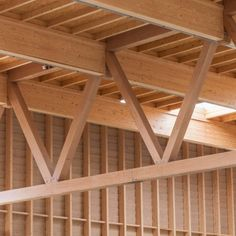 14.7-metre overhang: Commercial hall in Tirol with BauBuche roof construction