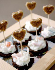 Ruck-Zuck-Snack - Sektempfang, Stehtische, Hochzeit,