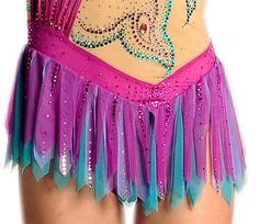 Es. Mod. gonna Butterfly Художественная гимнастика Купальники: Kоллекция Pastorelli Пасторелли Спорт художественной гимнастике