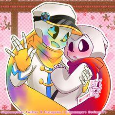 °*Undertale And Different Au*°. Undertale Pictures, Undertale Drawings, Undertale Ships, Undertale Fanart, Oc Drawings, Underswap, Fanfiction, Cute Comics, Ship Art