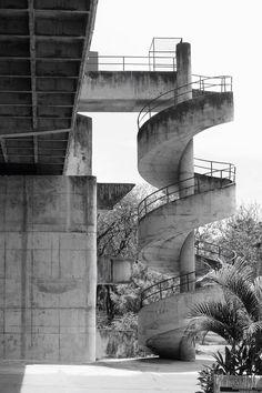 UnB | Architect José Galbinski | photo by igor campos