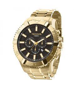 Só aqui na Eclock você encontra o Relógio Technos Masculino Classic Legacy  com o melhor preço! Acesse e confira as melhores ofertas de relógios  masculinos ... 04e63f6a48